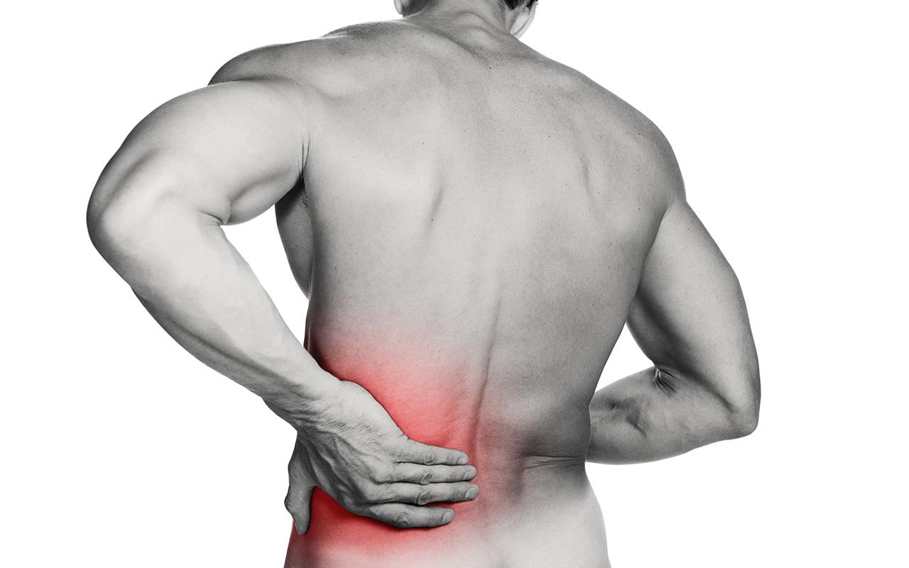la tensión de la ingle puede causar dolor de espalda